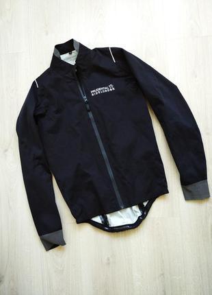 Куртка ветровка prudential ridelondon для велоспорта