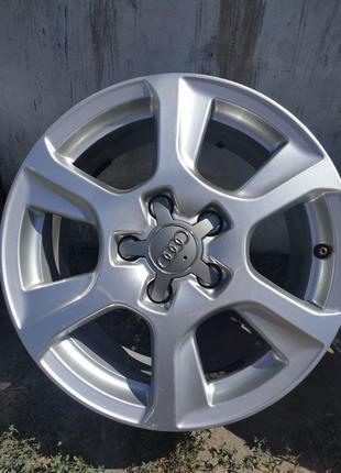 Диски Audi R16 Титановые