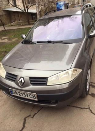 Продаётся машина Renault Megane 2