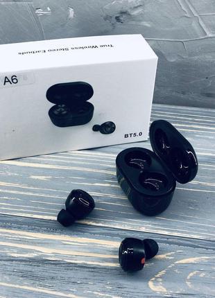 Беспроводные Bluetooth наушники A6