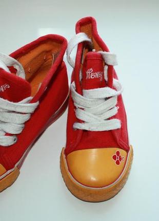 Кеды красные ф.дисней р=22 для девочки или мальчика идеальное ...