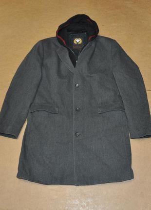 Strellson мужское пальто тренч стреллсон