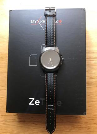 MyKronoz Zetime аналог Apple Watch Samsung Galaxy