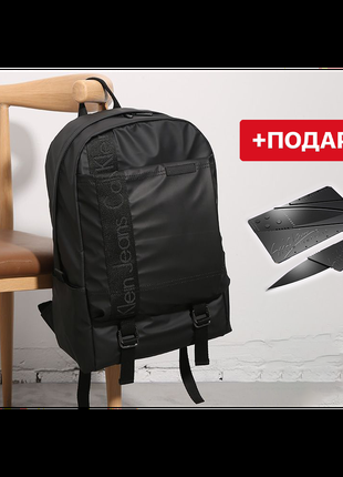 Городской рюкзак Calvin Klein. Рюкзак для ноутбука до 15.6 дюймов