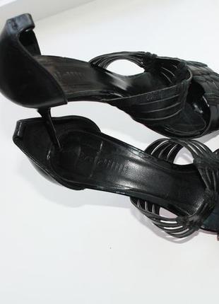 Босоножки кожаные фирменные baldilili р-36