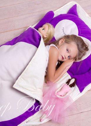 Слипик- спальный мешок, теплое постельное белье в коляску кров...