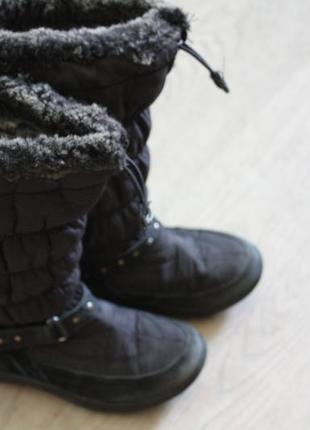 Супер теплые зимние сапожки ф.viking(gore-tex) р-29 в хорошем ...
