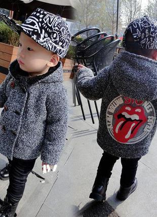 Очень крутое пальто