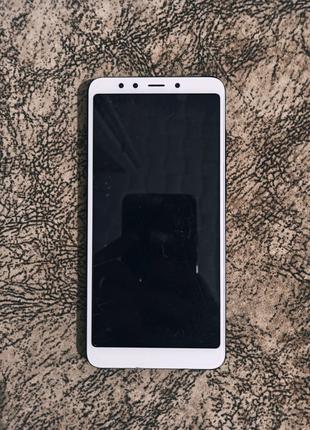 Xiaomi Redmi 5 • MDG1 • На запчасти или восстановление