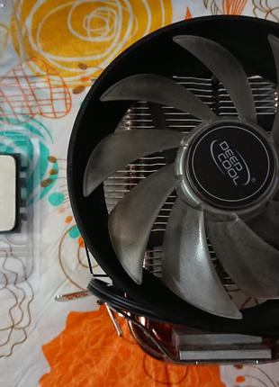 Процессор AMD FX-8120 3.1GHz/8MB + Deepcool Gammaxx 300R