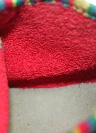 Тапочки микро вельветовые  ф.элефант р-20 в состояние новых