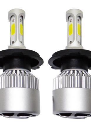 Светодиодные лампы S2 Xenon LED БиКсенон 36W 12V 6500K
