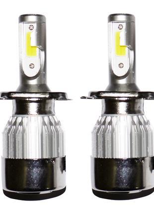 Светодиодные лампы C6 Xenon LED БиКсенон 36W 12V 3800K