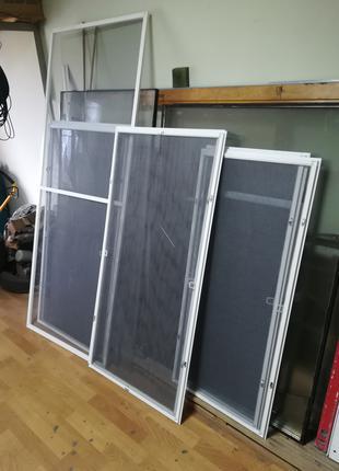 Продам москитные сетки для окон и дверей