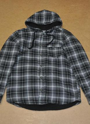 Vans мужская теплая куртка на меху