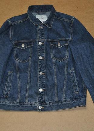 Colins jeans мужская куртка джинсовка джинсовая колинс
