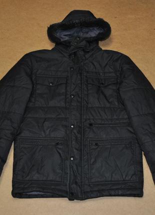 Lacoste мужская куртка легкий пуховичек