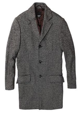 Мужское пальто шерсть espirit