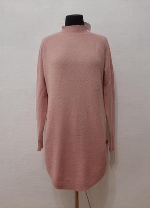 """Стильный модный теплый свитер """" rose """" большого размера"""