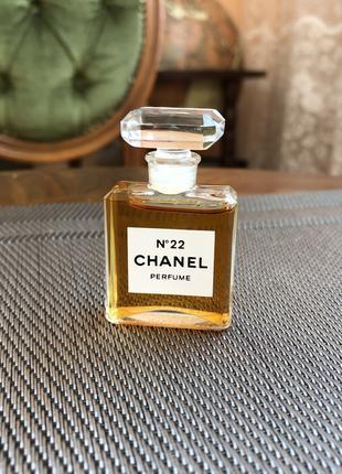 Духи винтажные Chanel No 22