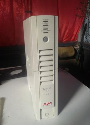ИБП APC Back-UPS 1000 (BR1000-I) (без батареи)- Б/У