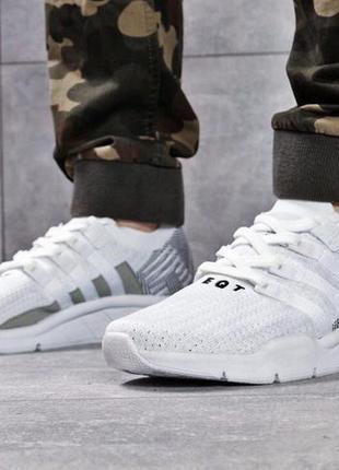 Кроссовки adidas eqt support (белые)
