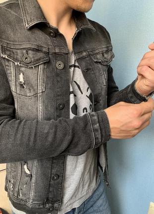 Крутая джинсовка мужская ashes to dust р.s джинсовая куртка