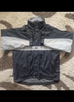 Helly hansen куртка утепленная