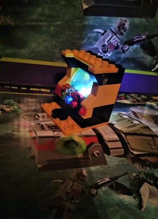 Лего конструктор игровой автомат