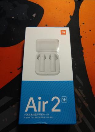 Xiaomi Mi Air 2 SE Беспроводные наушники Bluetooth 5.0 TWS