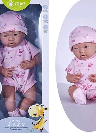 Кукла копия младенца