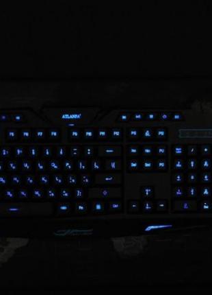 Игровой набор (Коврик, мышь, клавиатура)