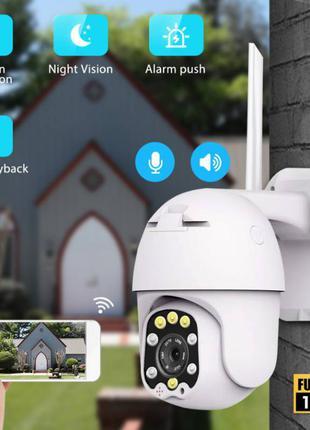 WiFi камера видеонаблюдения Anran KB-C2 (2Mp, PTZ, IP)