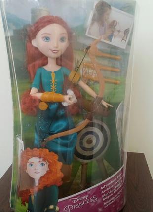Hasbro  DPR Модная кукла принцесса Мерида и ее хобби (B9146/B9147