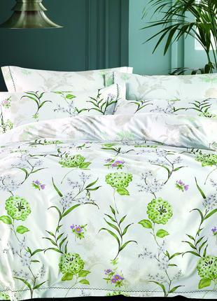 Полуторный комплект постельного белья № 19015