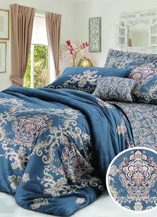 Полуторный комплект постельного белья № 19017