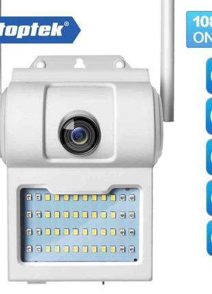 WiFi видеокамера Unitoptec D2-R с прожектором
