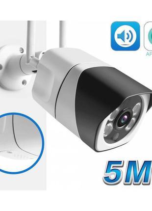 WiFi видеокамера Unitoptec B42 5MP IP