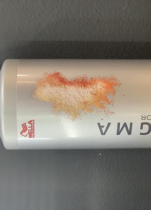 Стабилизатор цвета и блеска Wella Professionals Magma Color Compl