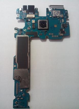 Samsung SM-G955FD Galaxy S8 Plus плата основная