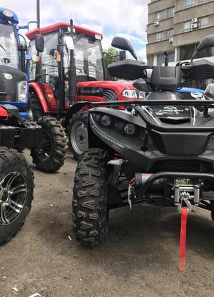 Квадроцикл Linhai LH400ATV-D (4x4) Линхай!Хайсан 400,500!Линхай!