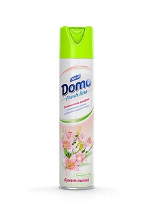 Освежитель воздуха Domo букет лилий