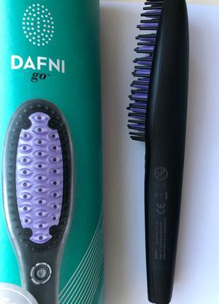 Расческа-выпрямитель для волос Dafni go