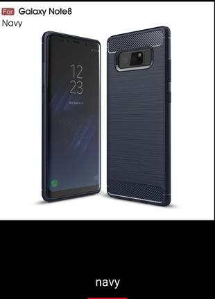 Чехол для Samsung Galaxy Note 8 новый.