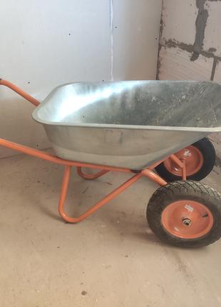 Аренда Тачка садова на 2х колесах