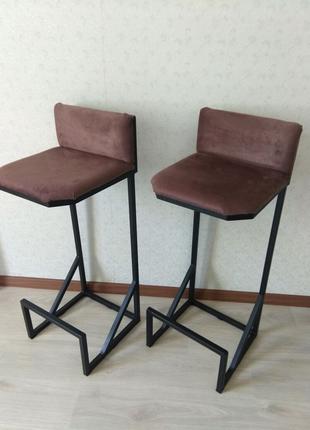 Барные стулья в стиле лофт!