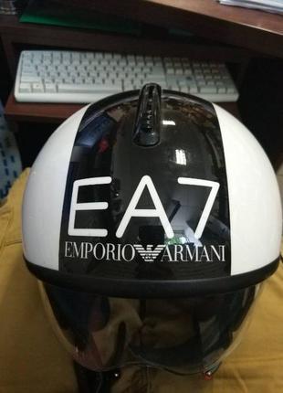 Мото Шлем для мотоцикла и мопеда Armani XL