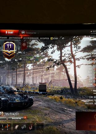 Продам world of Tanks