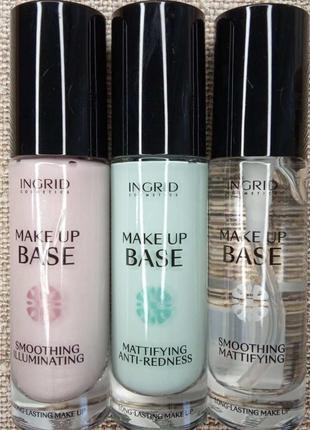 База под макияж ingrid, основа под макияж ingrid, праймер ingrid