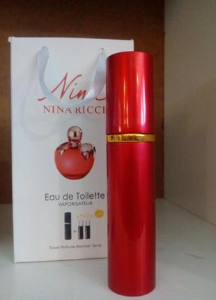 Подарочный набор женской парфюмерии красное яблочко